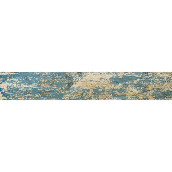 Гранитогрес Шаби Шик Блу,14,8х89,8см, лв/м2
