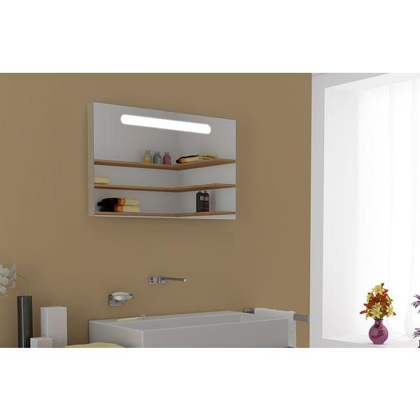 Огледало  с LED осветление SM - 07, 900 х 600мм