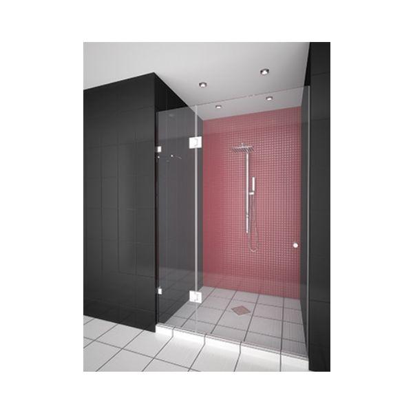 Параван за баня Modern, 6мм, 80/190см
