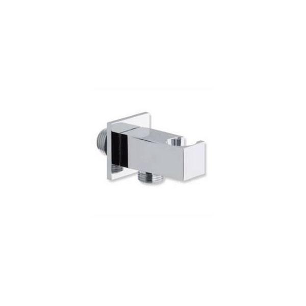 FROMAC водна връзка с държач, квадрат