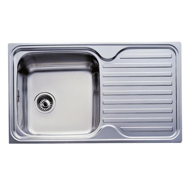Кухненска мивка Super Bowl 1C 1E, микролен