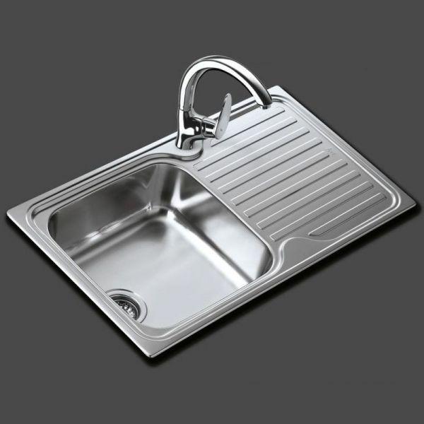 Кухненска мивка Super Bowl 1C 1E Max, микролен
