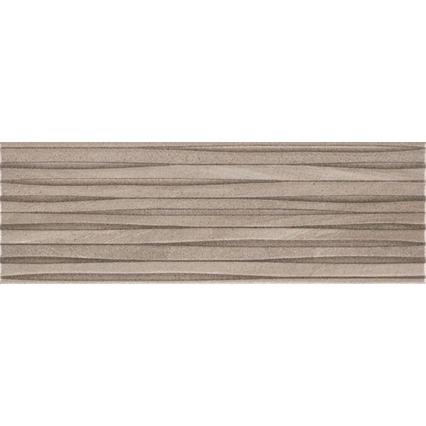 Плочки за баня Бърлингтан тауп релеф, 20х60см, лв/м2