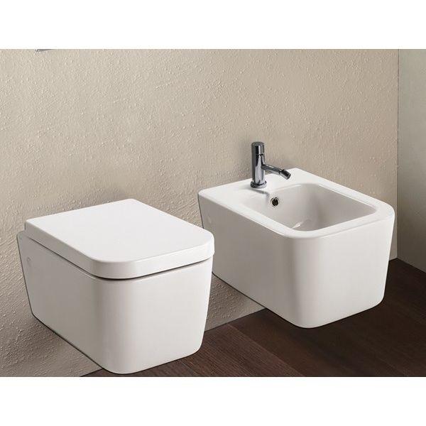GSI Traccia конзолна тоалетна чиния, 50см