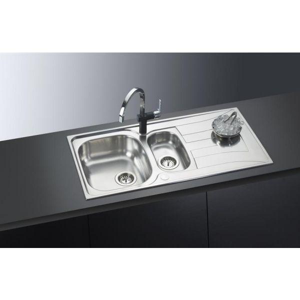 Кухненска мивка Universo 100 1 1/2С 1Е