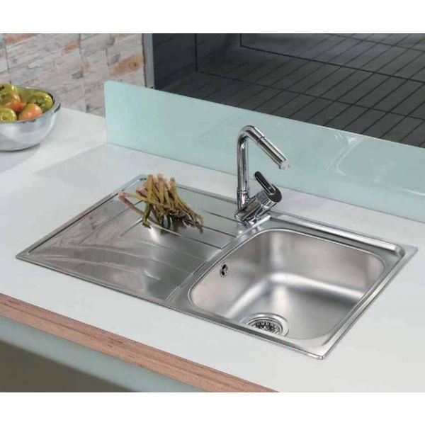 Кухненска мивка Universo 79 1С 1Е, микролен