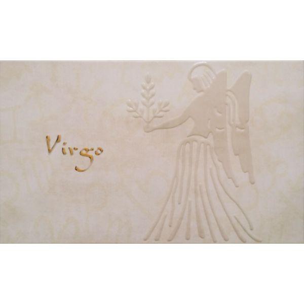 Декорна плочка за баня Дева, 33,3x55см, лв/бр