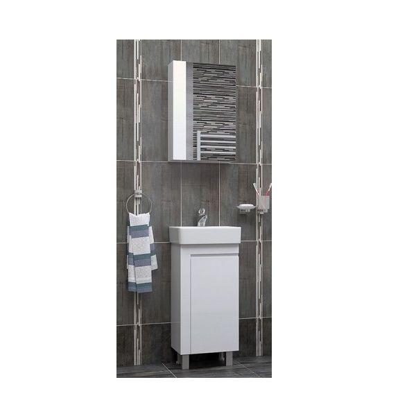 Горен шкаф  за баня Вега