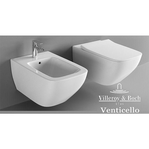 Конзолно биде Villeroy & Boch  Venticello