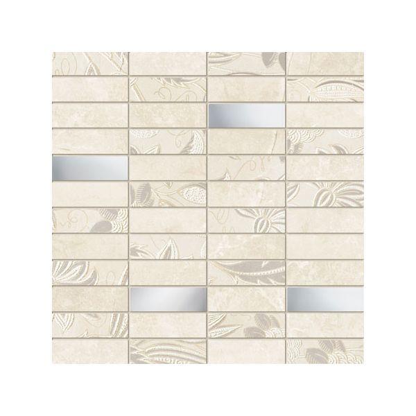 мозайка Версус уайт, 29,8х29,8см, лв/бр