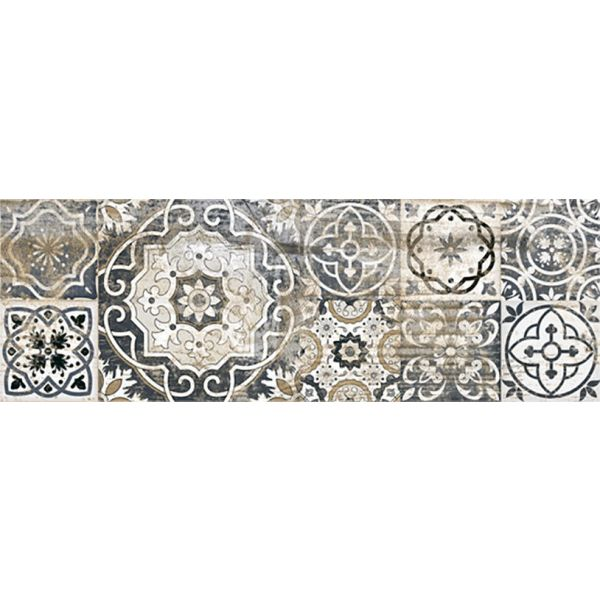 Подови плочки Винтидж декор, 22,5х60см, лв/м2, микс